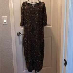 BEAUTIFUL LLR Julia fitted Pencil Dress
